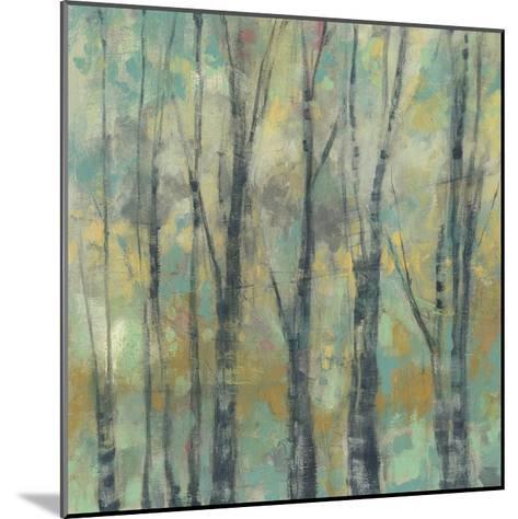 Pastel Arbor I-Jennifer Goldberger-Mounted Premium Giclee Print