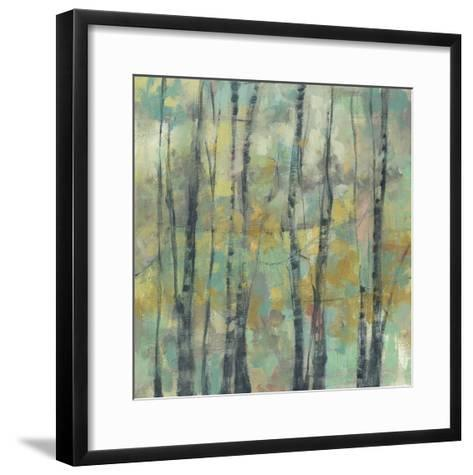 Pastel Arbor II-Jennifer Goldberger-Framed Art Print