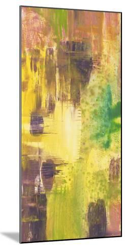 Wet on Wet I-Jennifer Goldberger-Mounted Premium Giclee Print