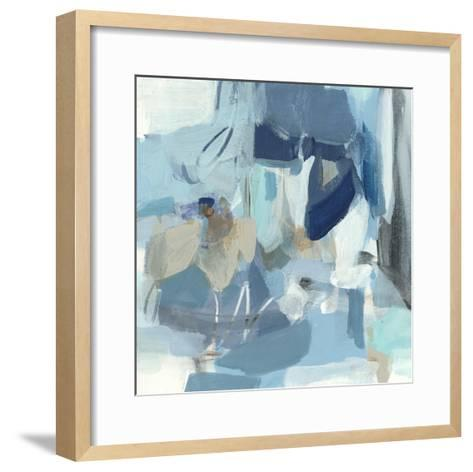 Blue Monday-Christina Long-Framed Art Print