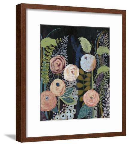 Diverging Blooms I-Grace Popp-Framed Art Print