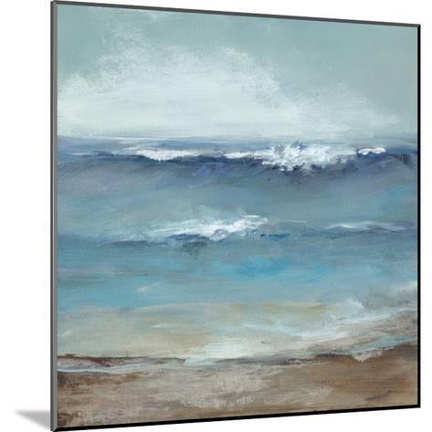 Home by the Sea-Christina Long-Mounted Premium Giclee Print