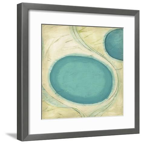 Currents I-June Vess-Framed Art Print