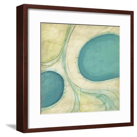 Currents II-June Vess-Framed Art Print