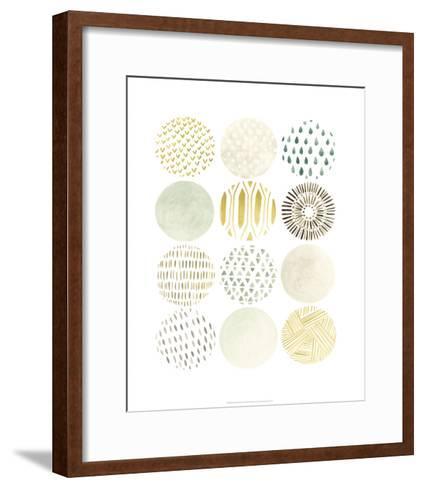 Orbital Patterns II-June Vess-Framed Art Print