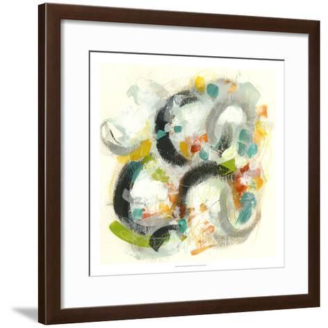 Circular Energy I-June Vess-Framed Art Print