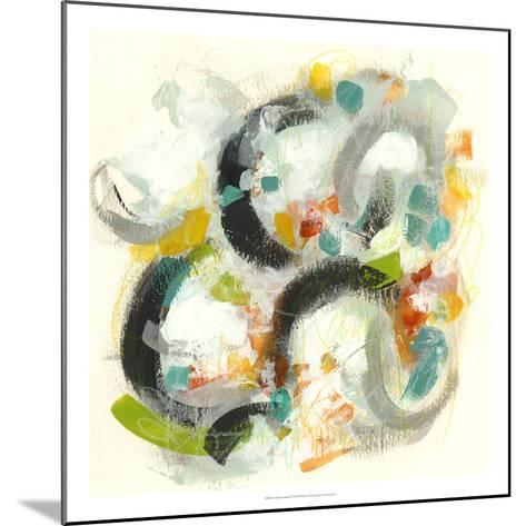 Circular Energy I-June Vess-Mounted Premium Giclee Print