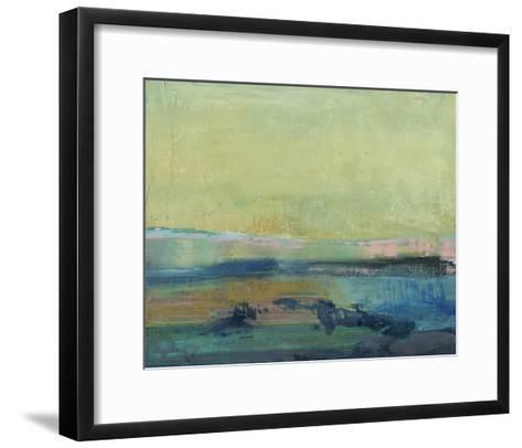 Vintage Landscapes II-Jodi Fuchs-Framed Art Print