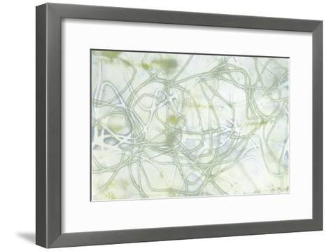 String Theory III-Jennifer Goldberger-Framed Art Print