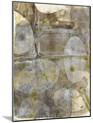 River Rock III-Jennifer Goldberger-Mounted Premium Giclee Print