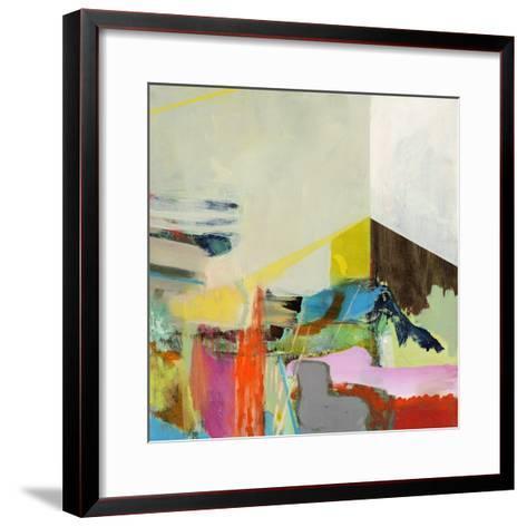 Jazz Hands II-Jodi Fuchs-Framed Art Print