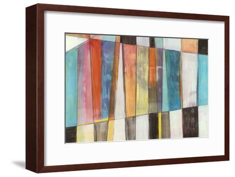 Rhythm and Hues I-Jodi Fuchs-Framed Art Print
