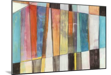 Rhythm and Hues I-Jodi Fuchs-Mounted Premium Giclee Print