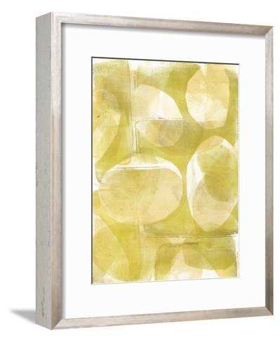 River Rock VI-Jennifer Goldberger-Framed Art Print