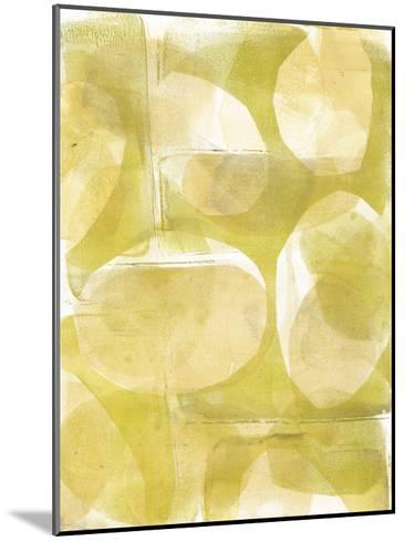 River Rock VI-Jennifer Goldberger-Mounted Premium Giclee Print