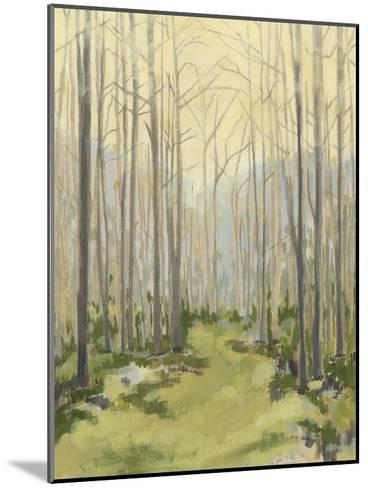 Delicate Forest I-Megan Meagher-Mounted Premium Giclee Print