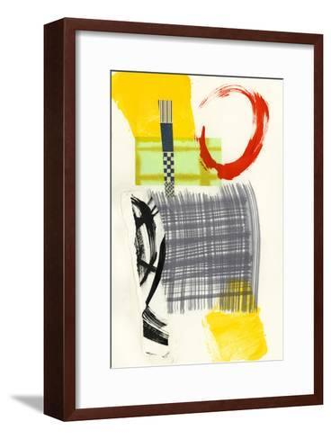 Haiku I-Jodi Fuchs-Framed Art Print
