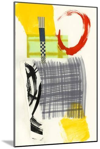 Haiku I-Jodi Fuchs-Mounted Premium Giclee Print