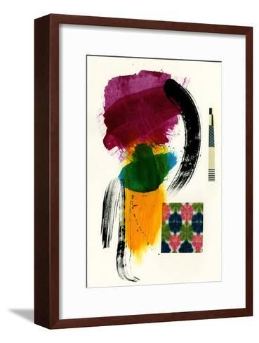Haiku II-Jodi Fuchs-Framed Art Print