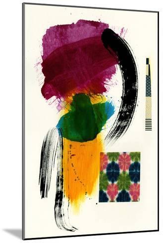 Haiku II-Jodi Fuchs-Mounted Premium Giclee Print
