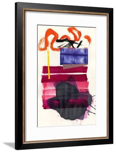 Haiku IV-Jodi Fuchs-Framed Art Print