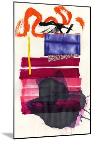 Haiku IV-Jodi Fuchs-Mounted Premium Giclee Print