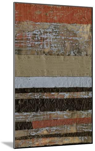 Wax Textures II-Jennifer Goldberger-Mounted Premium Giclee Print