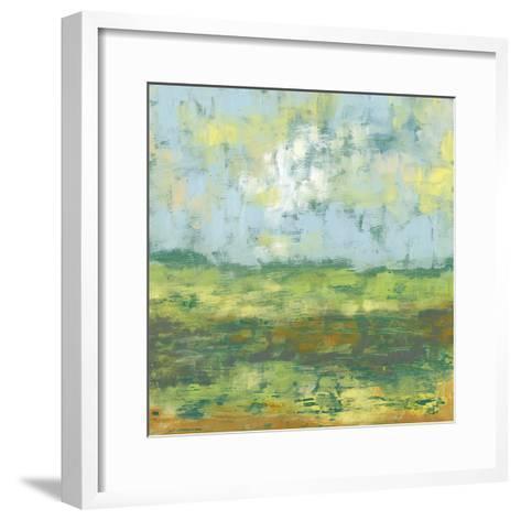 Sunfield II-Jennifer Goldberger-Framed Art Print