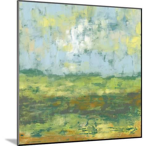 Sunfield II-Jennifer Goldberger-Mounted Premium Giclee Print