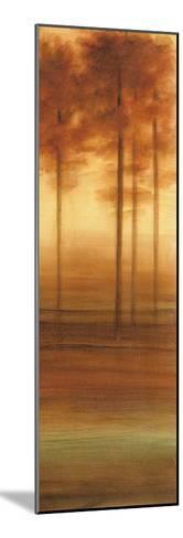 Treeline Horizon III-Ethan Harper-Mounted Premium Giclee Print