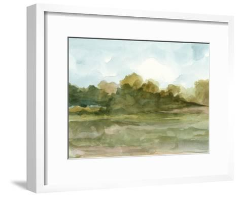 Watercolour Sketchbook II-Ethan Harper-Framed Art Print