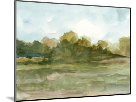 Watercolour Sketchbook II-Ethan Harper-Mounted Premium Giclee Print