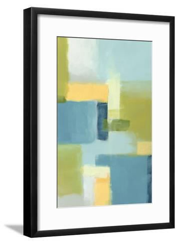 Spring Mist I-June Vess-Framed Art Print
