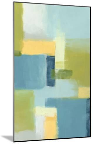 Spring Mist I-June Vess-Mounted Premium Giclee Print