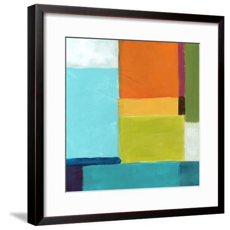City Square III-June Vess-Framed Art Print