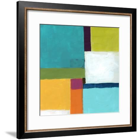 City Square IV-June Vess-Framed Art Print