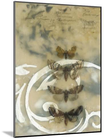 Nocturnes I-Jennifer Goldberger-Mounted Premium Giclee Print