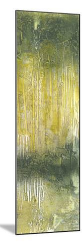 Treeline Abstract II-Jennifer Goldberger-Mounted Premium Giclee Print
