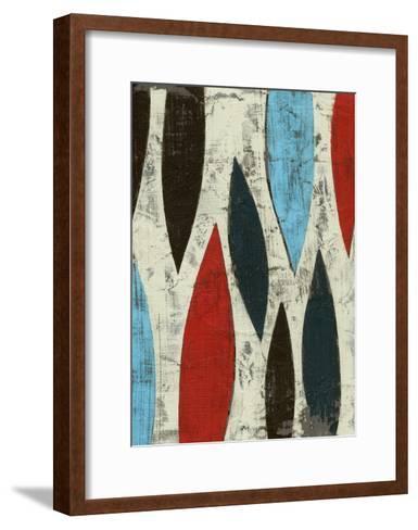 Docked II-Jennifer Goldberger-Framed Art Print