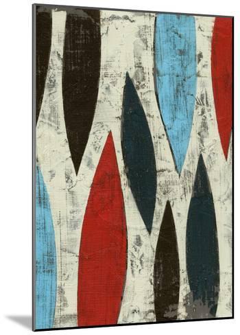 Docked II-Jennifer Goldberger-Mounted Premium Giclee Print