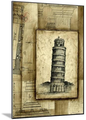 Passport to Pisa-Ethan Harper-Mounted Premium Giclee Print
