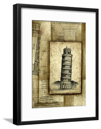 Passport to Pisa-Ethan Harper-Framed Art Print