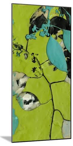 Leaf Extraction II-Jennifer Goldberger-Mounted Premium Giclee Print