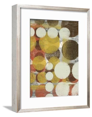 Orb Illusion I-Jennifer Goldberger-Framed Art Print