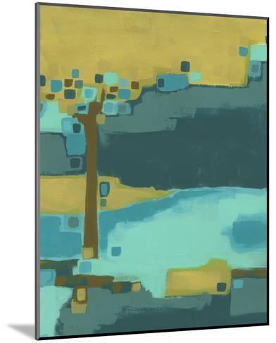 River Bend I-June Vess-Mounted Premium Giclee Print