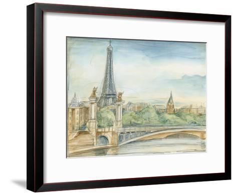 Parisian View-Ethan Harper-Framed Art Print