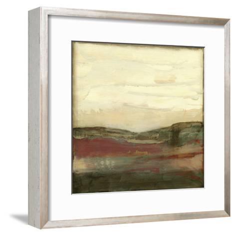 Horizon III-Jennifer Goldberger-Framed Art Print