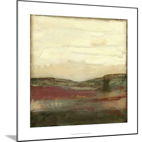 Horizon III-Jennifer Goldberger-Mounted Premium Giclee Print