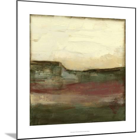 Horizon IV-Jennifer Goldberger-Mounted Premium Giclee Print