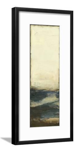 Horizon V-Jennifer Goldberger-Framed Art Print